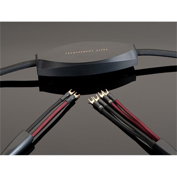 Transparent Ultra SC Bi-Wire (8ft)