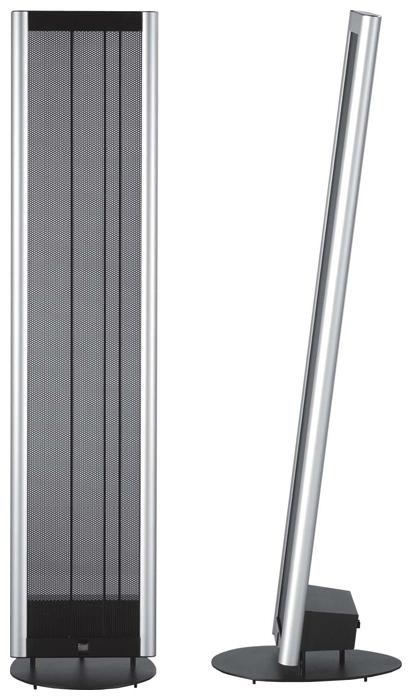 Final Sound Model 600i PL/FS silver-black