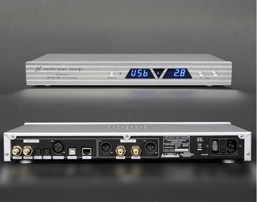 North Star Design Excelsio 384/32 USB DSD DAC