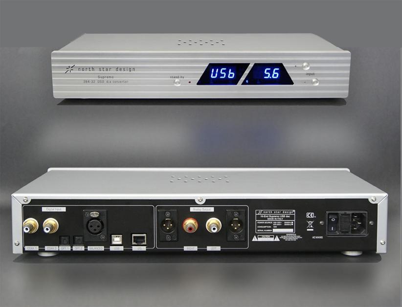 North Star Design Supremo 384/32 DSD USB DAC