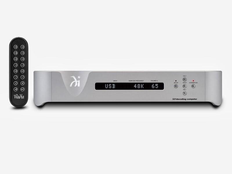 Wadia 321 Decoding Computer