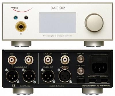 Weiss DAC202U